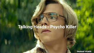 Talking Heads /psycho killer/