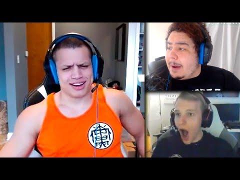 Tyler1 Catches Greekgod Trash Talking!? | Scarra INSTA 100-0 | Jankos | Trick2g |  LoL Funny Moments