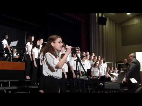 Maple Point Middle School 2016 A Capella