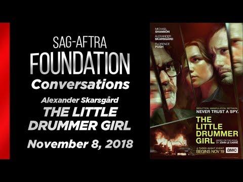 Conversations with Alexander Skarsgård of THE LITTLE DRUMMER GIRL