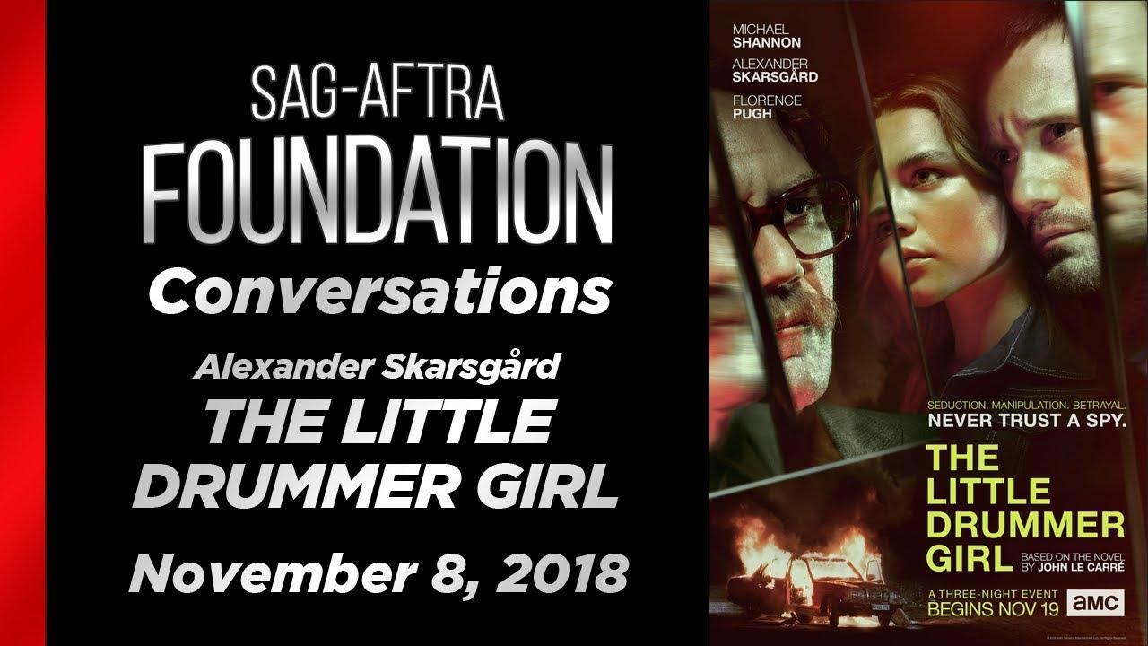 Download Conversations with Alexander Skarsgård of THE LITTLE DRUMMER GIRL