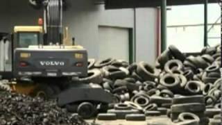 В Израиле научились делать дороги из шин