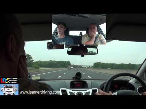 Pass Plus motorway