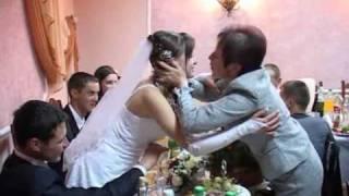 Весільне дійство в залі ресторану Бучач.wmv