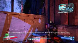 Borderlands 2 - Salvador Echos Secretos (4/4) [Español]