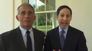 We Have a Narrow Window of Opportunity Tom Frieden & Anthony Fauci on Zika