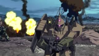 Gundam UC 自護殘黨機體 HD