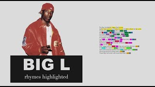Big L on Da Graveyard - Lyrics, Rhymes Highlighted (132)