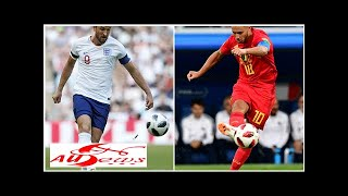 Heute WM 2018 LIVE: Belgien gegen England - Live-Stream & TV-Übertragung