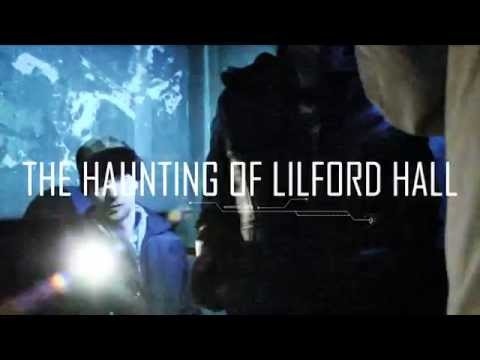 Brian Sterling-Vete's Lilford Hall Real Paranormal Encounters