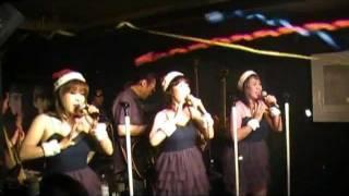 2011年12月23日、千葉市中央区新宿、エイトビートでのライブ模様。 エイ...