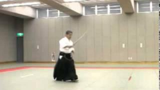 Koji YOSHIDA Nishio-ryu Iaido (Toho Iai no1)