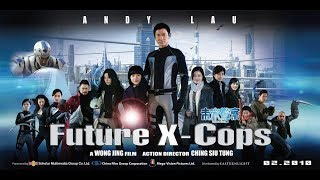 Future X Cop Returns 2017 New Released Full Hindi