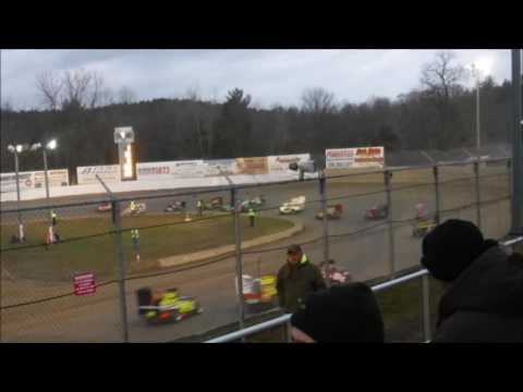 Accord Speedway - December 3, 2016 - Slingshot Main