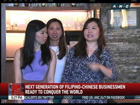 Meet the next generation of Filipino-Chinese businessmen
