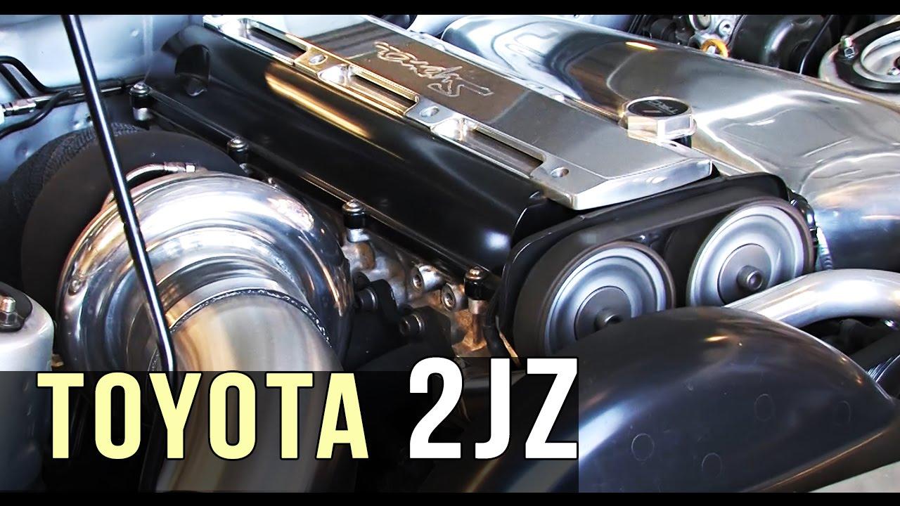 2jz Gte Crate Engine