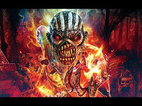 IRON MAIDEN 2017 LIVE SAN MANUEL AMPHITHEATER CALIFORNIA | ROCKERCHICK23 | VLOG #1