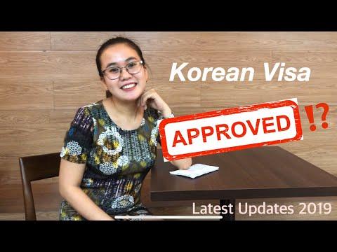 HOW TO APPLY KOREAN VISA (OCTOBER 2019 UPDATES) | Rachelle Octubre