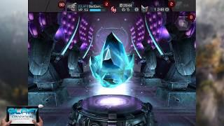 ОТКРЫЛ МЕГА КРИСТАЛЛЫ | Marvel: Битва чемпионов