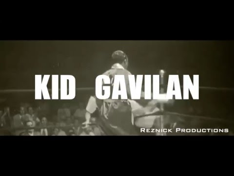 "Kid Gavilan ""The Cuban Hawk"""