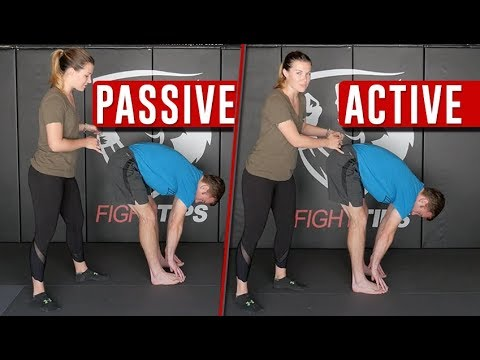 Yoga For Martial Arts: Optimize Your Stretching