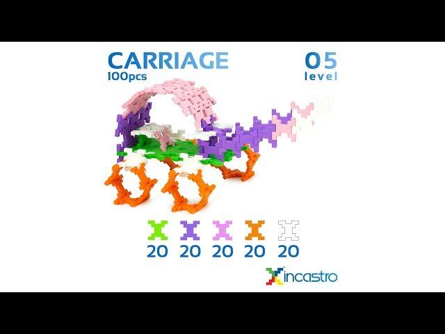 INCASTRO | Level 5 | Carriage