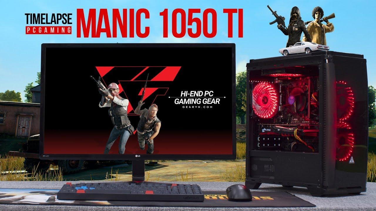 PC 20 triệu bao gồm cả màn hình chiến mượt mà các game hot PUBG, Far Cry 5, Call Of Duty WWII ..