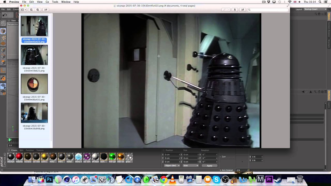 Second Empire  Planet of the Daleks  Dairy 01
