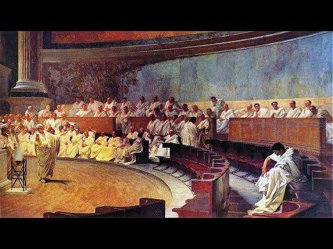 Epic Roman Music - The Senate