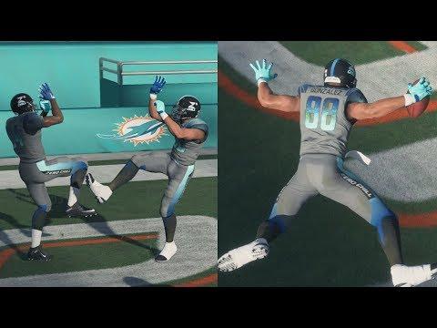 MUT 18 - Animation Cheese! FS Calvin Johnson Goaline Interception! Madden 18 Ultimate Team Gameplay