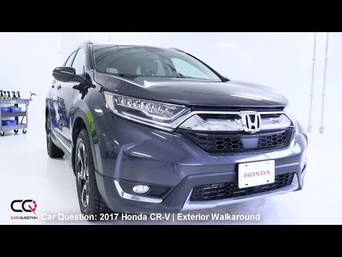 2017/2018 Honda CR-V | Exterior review | The MOST complete review: Part 1/8