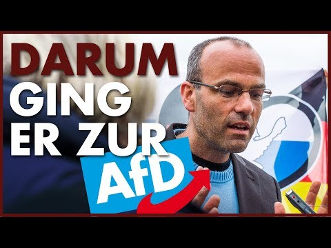 Warum ging Rainer Rothfuß in die AfD? Rassismus? Neoliberalismus? NATO?