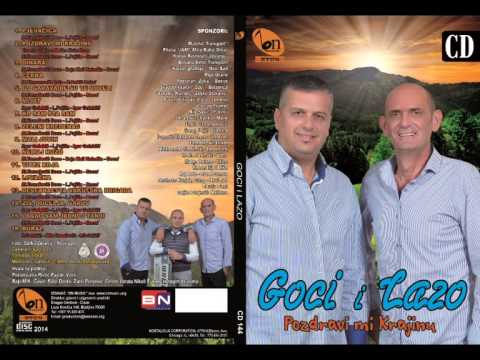Goci i Lazo duet sa Bajom Malim Knindzom   Pozdravi mi Krajinu BN Music Etno 2014
