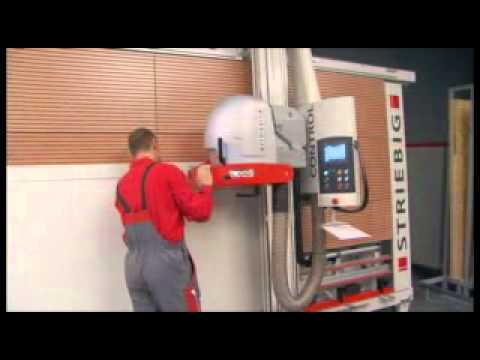The Striebig Control Vertical Panel Saw