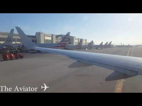 American Airlines Miami To Kingston | FULL FLIGHT| 737