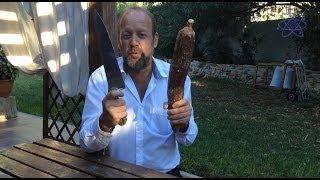 El veneno de la yuca: pelando una yuca africana