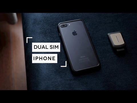Use 2 Sim Cards in an iPhone! 😎