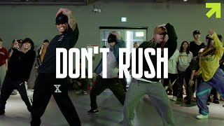 Baixar Young T & Bugsey - Don't Rush ft. Headie One / CJ Salvador Choreography