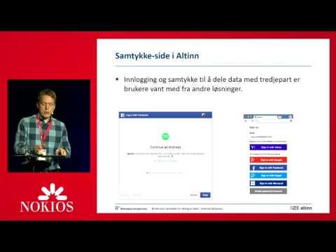 NOKIOS - Sesjon 3C BigData i offentlig sektor