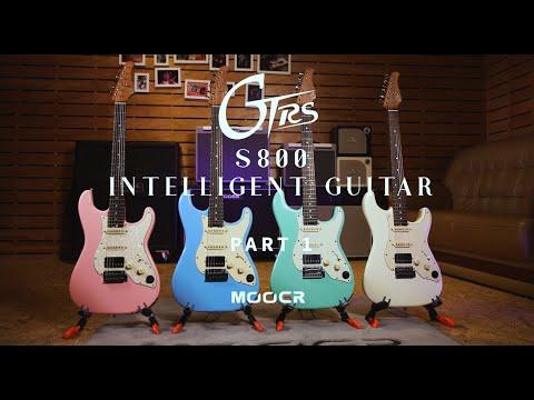GTRS Intelligent Guitar Official Demo Part I