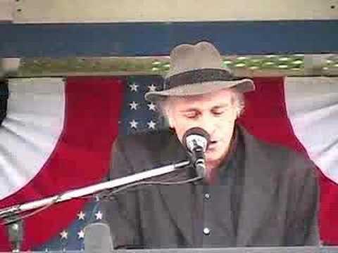 Greg Palast at Fighting Bob Fest, Sept. 9