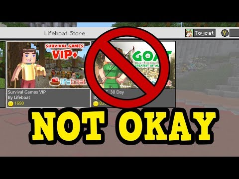 Minecraft Xbox - Better Together Servers ARE A PROBLEM