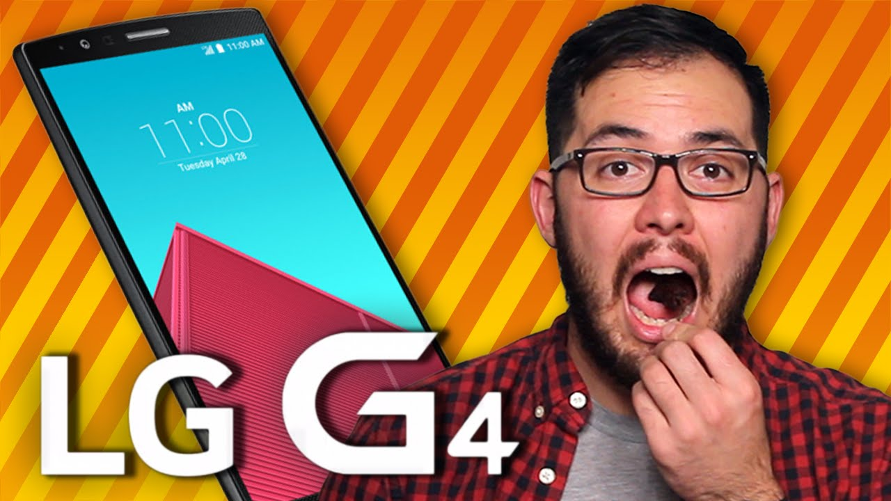 LG G4 - Hot Pepper Phone Review
