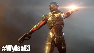 E3 2015: Electronic Arts глазами Wylsacom (Mass Effect, Battlefront, Need for Speed, FIFA 16)