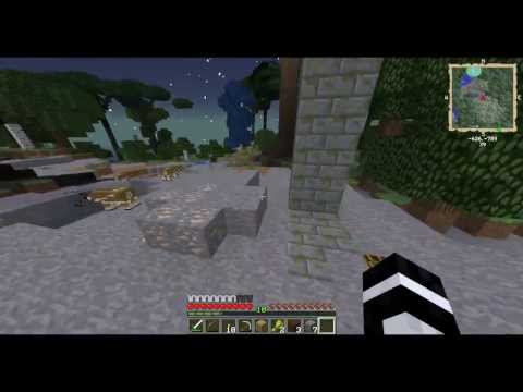 Redif Live 04/09/2013 (1/2) Minecraft Feed The Beast Unleashed Multijoueur [ FR HD ]