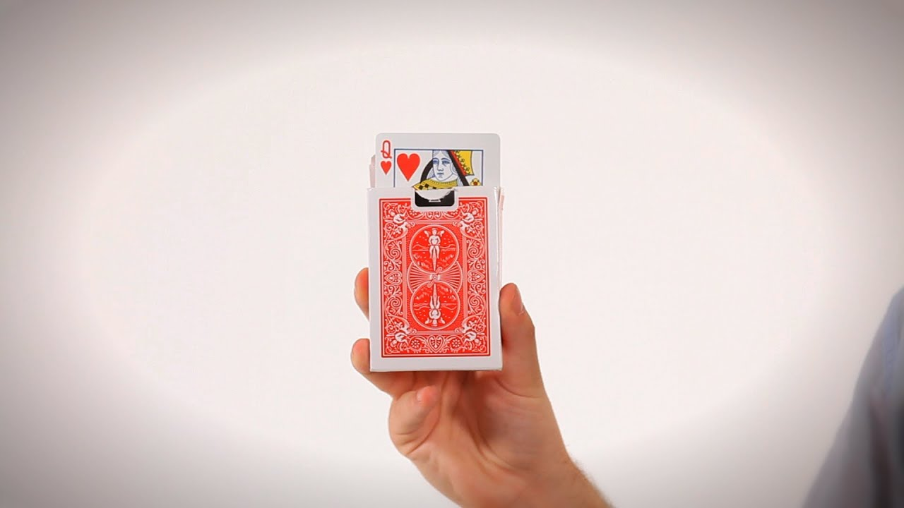 Amazing Card Magic Trick BITE ME!!