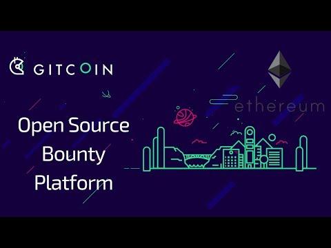 GitCoin   Open Source Bounty Platform   Ethereum BlockChain   Tech Primers