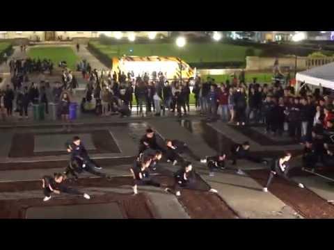 【2016】Columbia Wushu ☆ Night Market「4K」