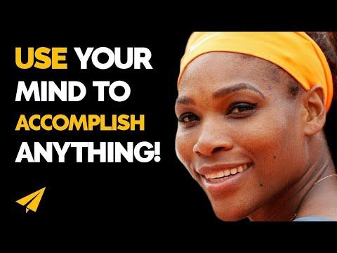Serena Williams's Top 10 Rules For Success (@serenawilliams)