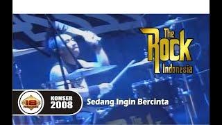 THE ROCK INDONESIA SEDANG INGIN BERCINTA